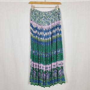 Dresses & Skirts - Vintage Paisley Maxi Skirt